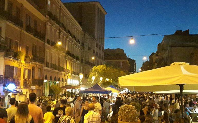 Rassegna Stampa 2018: Cagliari, weekend all'insegna del buon vino in corso Vittorio Emanuele II con l'International Wine Festival